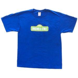 Sinsemilla Street t shirt